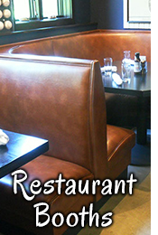 Restaurant Chairs, Stools, Booths And Everything You Need!