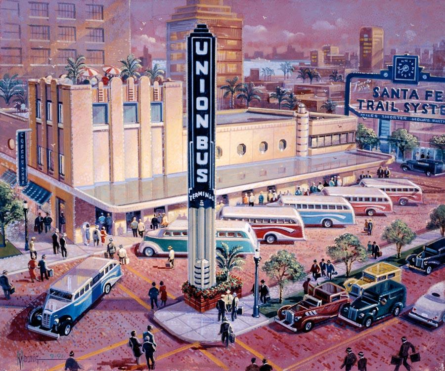Retro Murals 1950 S Murals Vintage Wall Murals