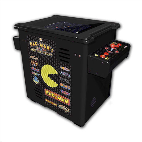 Pac Man 30th Anniversary Arcade Party Cocktail Table